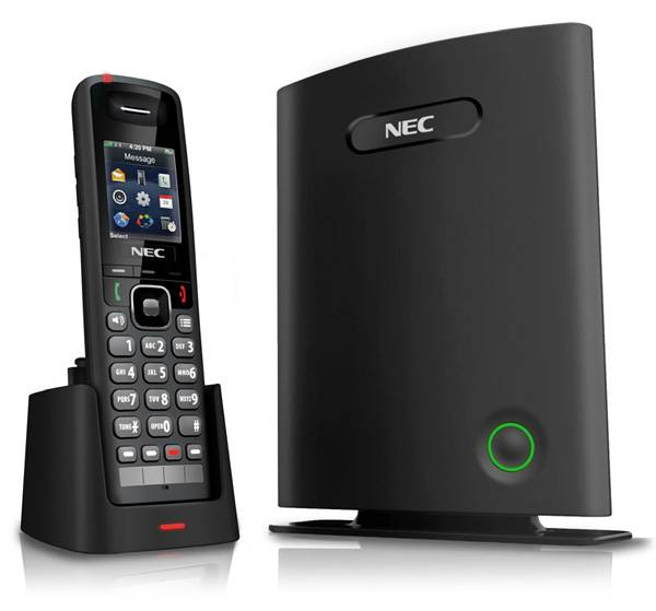 Wireless Business Telephone Systems from NEC installed by Advanced Communicaions Services, Inc. In Portland, OR.
