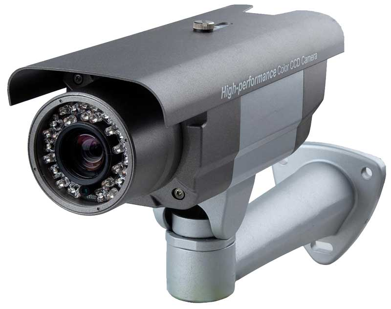 video surveillance from HikVision installed by Advanced Communications Services, Inc.