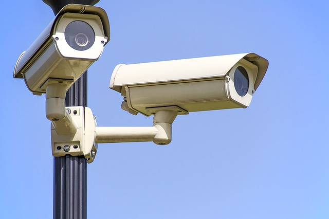 How Does a Security Camera System Work?